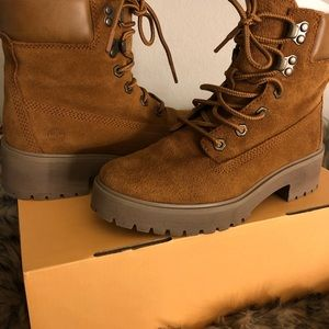 Timberland WOMEN'S CARNABY COOL 6 INCH BOOTS